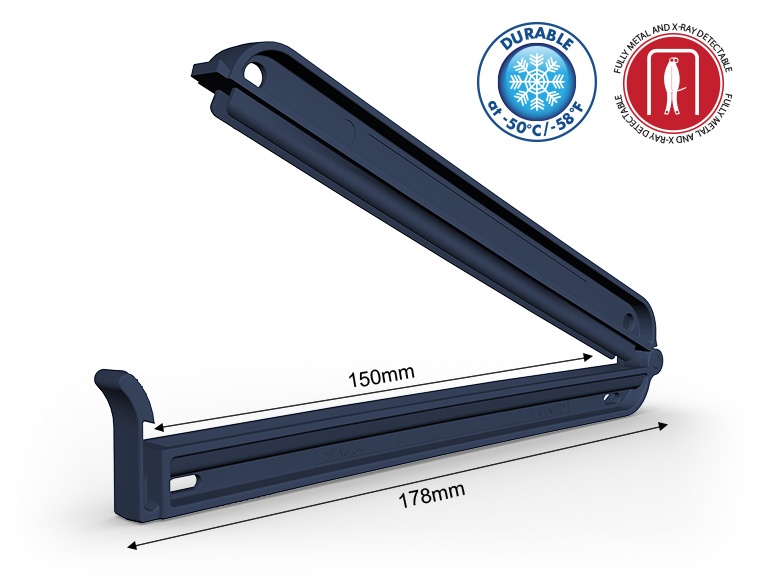 WeLoc POM 150 FD dark blue, fully detectable