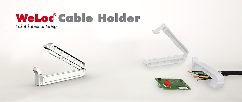 WeLoc Cable Holder